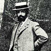 Pierre Lalo criticus