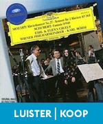 Gilels Schubert Fantasie in F Mozart Pianoconcert 27