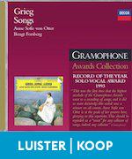Grieg songs anne sofie von otter