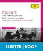 Mozart Piano Sonates Vier Handen Quatre Mains